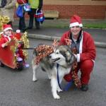Santa dash 2011!